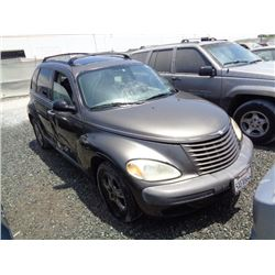 CHRYSLER PT CRUISER 2002 T-DONATION