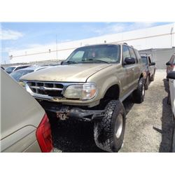 FORD EXPLORER 2001 T-DONATION
