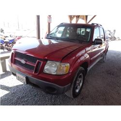FORD EXPLORER ST 2004 T