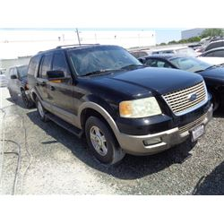FORD EXPEDITION 2003 T-DONATION