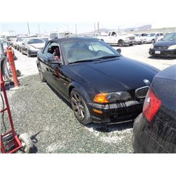 BMW 323CI 2000 T-DONATION