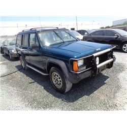 JEEP CHEROKEE 1995 T-DONATION