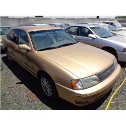 TOYOTA AVALON 1998 T-DONATION