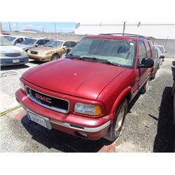 GMC JIMMY 1997 T-DONATION