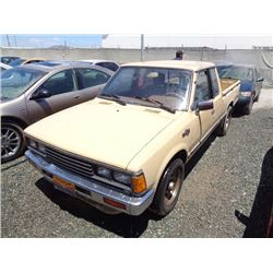 DATSUN PICKUP 1983 T-DONATION
