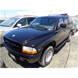 DODGE DURANGO 1999 T-DONATION