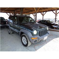 JEEP LIBERTY 2002 APP DUP/T -