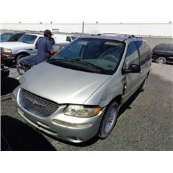 CHRYSLER TOWN & COUNTRY 1999 T-DONATION