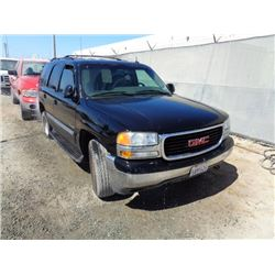 GMC YUKON 2003 T-DONATION