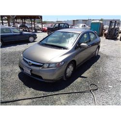 HONDA CIVIC 2007 T-DONATION