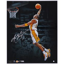 Kobe Bryant Signed Lakers 16x20 Photo Limited Edition #1/24 (Panini COA  Steiner COA)