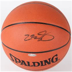 LeBron James Signed Official NBA Game Ball (UDA COA)