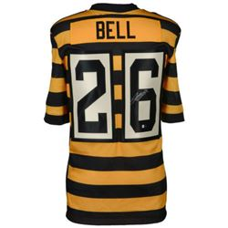 Le'Veon Bell Signed Steelers Throwback Jersey (Fanatics)
