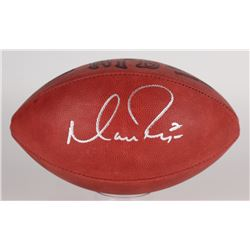 Matt Ryan Signed Official NFL Game Ball (Fanatics Hologram)