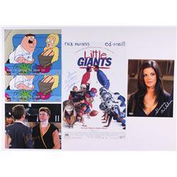 Lot of (5) Signed Photos Including Jenna Jameson, Shawna Waldron, William Zabka (Schwartz COA)