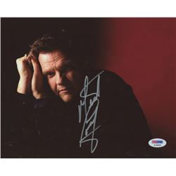Meat Loaf Signed 8x10 Photo (PSA COA)