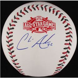 Chris Archer Signed Official 2015 All-Star Game Baseball (MLB Hologram)