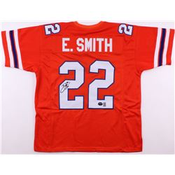 Emmitt Smith Signed Florida Gators Jersey (Prova Hologram  Smith Hologram)
