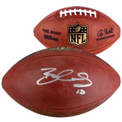 "Brandin Cooks Signed ""The Duke"" Official NFL Game Ball (Fanatics)"