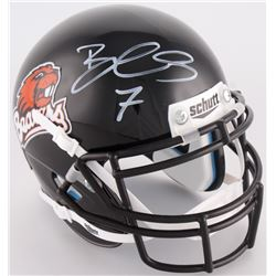 Brandin Cooks Signed Oregon State Mini-Helmet (Radtke COA)