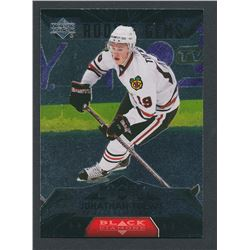 2007-08 Black Diamond #191 Jonathan Toews RC