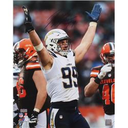 Joey Bosa Signed Chargers 16x20 Photo (Radtke COA)