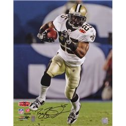 Reggie Bush Signed Saints 16x20 Photo (Radtke COA)