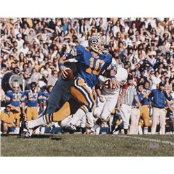 Steve Bartkowski Signed California Golden Bears 16x20 Photo (Radtke Hologram)