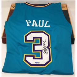 Chris Paul Signed Hornets Jersey (UDA COA)