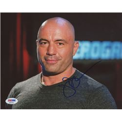 Joe Rogan Signed 8x10 Photo (PSA COA)