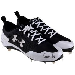 Aaron Judge Signed Under Armour Pair of Baseball Cleats (Fanatics  MLB Hologram)