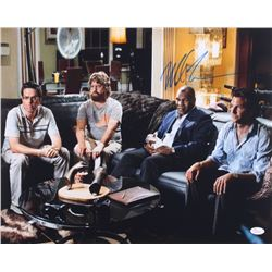Mike Tyson Signed The Hangover 16x20 Photo (JSA COA)