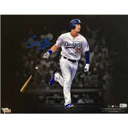 "Cody Bellinger Signed Dodgers ""Spotlight"" 11x14 Photo (Fanatics  MLB Hologram)"
