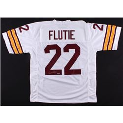 "Doug Flutie Signed Boston College Eagles Jersey Inscribed ""Heisman 84"" (Radtke Hologram)"