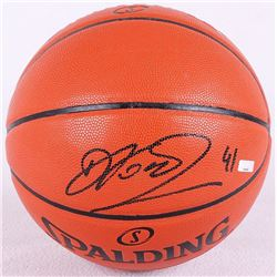 Dirk Nowitzki Signed NBA Game Ball Series Basketball (Panini COA)
