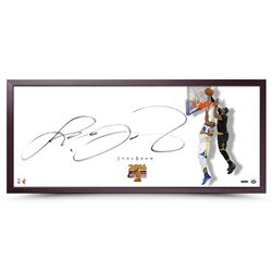 "LeBron James Signed Cavaliers ""The Show"" 20x46 Custom Framed Photo (UDA Hologram)"