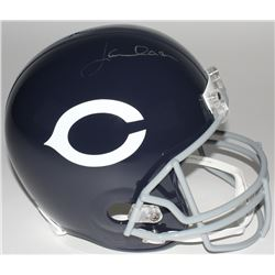 "James Caan Signed ""Brian's Song"" Bears Full-Size Helmet (Schwartz COA)"