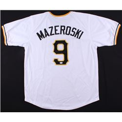 Bill Mazeroski Signed Pirates Jersey (JSA COA)