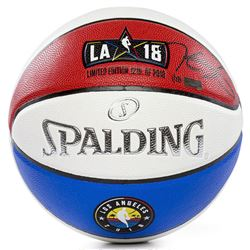 Kevin Durant Signed LE All-Star Money Ball Basketball (Panini COA)
