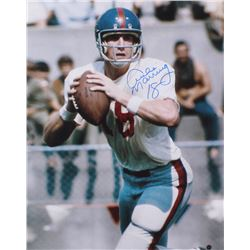 Archie Manning Signed Ole Miss Rebels 16x20 Photo (Steiner COA)