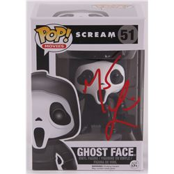 Matthew Lillard Signed Ghost Face  Scream  Funko Pop Vinyl Figure (Radtke COA)