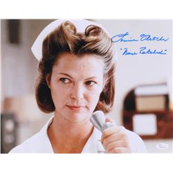 "Louise Fletcher Signed ""One Flew Over the Cuckoo's Nest"" 11x16 Photo Inscribed ""Nurse Ratched"" (JSA"