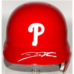JIm Thome Signed Phillies Full-Size Authentic On-Field Batting Helmet (JSA COA)
