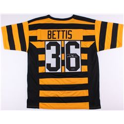 Jerome Bettis Signed Steelers Jersey (Radtke COA)