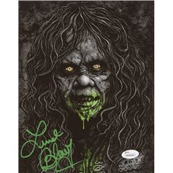 "Linda Blair Signed ""The Exorcist"" 8x10 Photo (JSA COA)"
