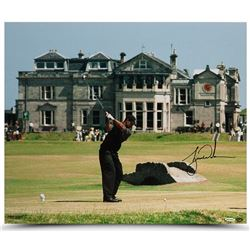 "Tiger Woods Signed ""2000 British Open"" 20x24 Photo (UDA COA)"