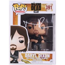 "Norman Reedus Signed The Walking Dead ""Daryl Dixon"" Funko Pop Figure (Radtke COA)"