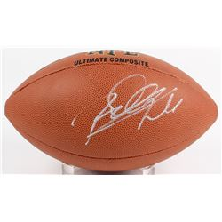 Rod Woodson Signed NFL Football (Beckett COA)