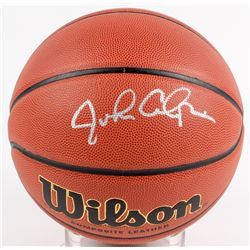 John Calipari Signed Basketball (Beckett COA)
