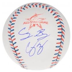 Corey Seager  Cody Bellinger Signed Official 2017 All-Star Game Baseball (Fanatics)